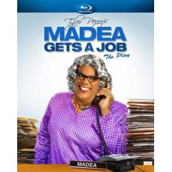 Madea Gets a Job Blu-ray Cover