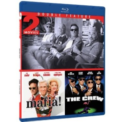 Mafia! / The Crew Blu-ray Cover
