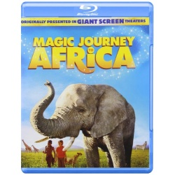 Magic Journey to Africa Blu-ray Cover