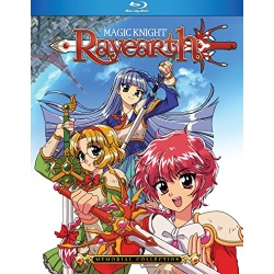Magic Knight: Rayearth Blu-ray Cover