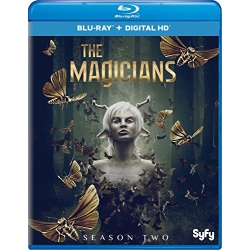Magicians: Season 2 Blu-ray Cover