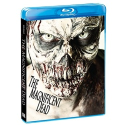 Magnificent Dead Blu-ray Cover