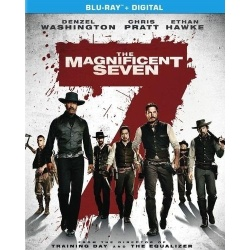 Magnificent Seven Blu-ray Cover