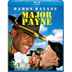 Major Payne Blu-ray Cover