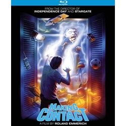 Making Contact Blu-ray Cover