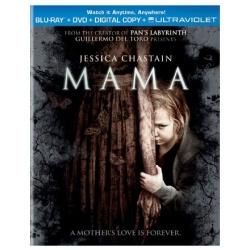 Mama Blu-ray Cover
