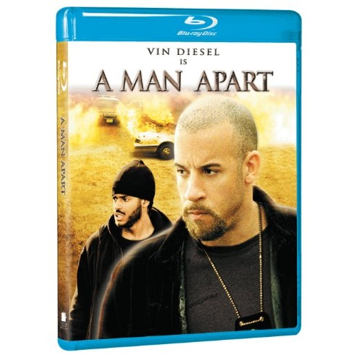 A Man Apart Blu-ray Disc Title Details