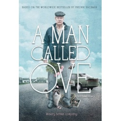 Man Called Ove Blu-ray Cover