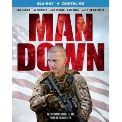 Man Down Blu-ray Cover