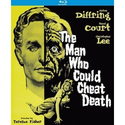 Man Who Could Cheat Death Blu-ray Cover