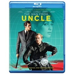 The Man from UNCLE Blu-ray