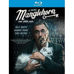 Manglehorn Blu-ray Cover