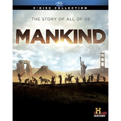 Mankind the Story of All of Us Blu-ray Cover