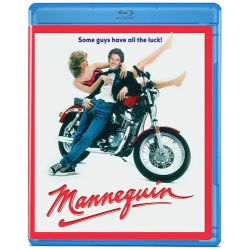 Mannequin Blu-ray Cover