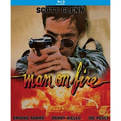 Man on Fire Blu-ray Cover
