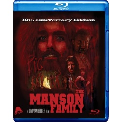 Manson Family Blu-ray Cover