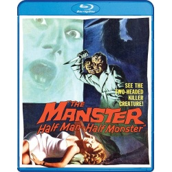 Manster Blu-ray Cover