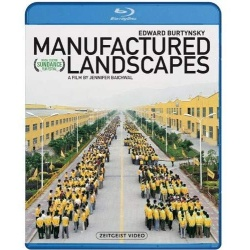 Manufactured Landscapes Blu-ray Cover