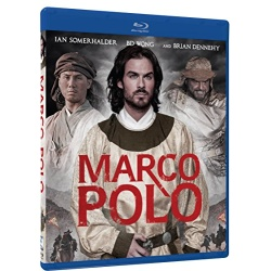 Marco Polo Blu-ray Cover