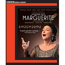 Marguerite Blu-ray Cover