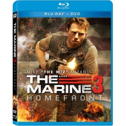 Marine 3: Homefront Blu-ray Cover