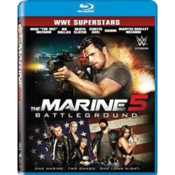 Marine 5: Battleground Blu-ray Cover