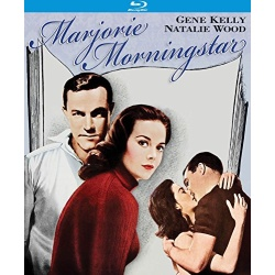 Marjorie Morningstar Blu-ray Cover