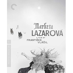 Marketa Lazarova Blu-ray Cover