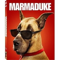 Marmaduke Blu-ray Cover