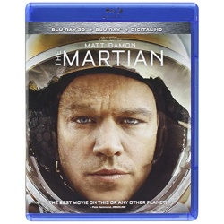 The Martian Blu-ray 3D