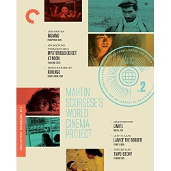 Martin Scorsese's World Cinema Project No. 2 Blu-ray Cover