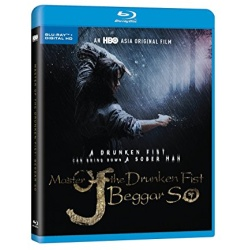 Master of the Drunken Fist: Beggar So Blu-ray Cover