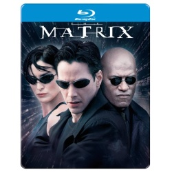 Matrix (Steelbook) Blu-ray Cover