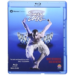 Matthew Bourne: Swan Lake Blu-ray Cover