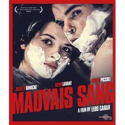Mauvais Sang Blu-ray Cover
