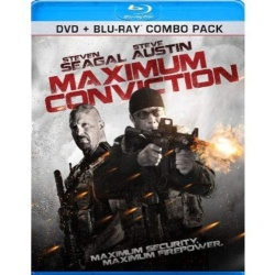 Maximum Conviction Blu-ray Cover