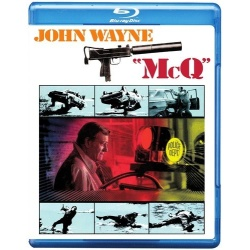 McQ Blu-ray Cover