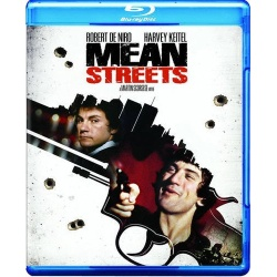 Mean Streets Blu-ray Cover