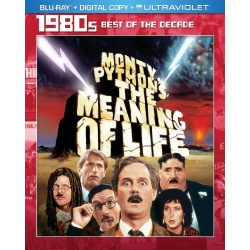 Meaning of Life Blu-ray Cover