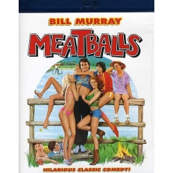 Meatballs Blu-ray Cover
