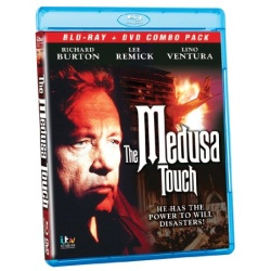 Medusa Touch Blu-ray Cover