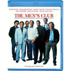 Men's Club Blu-ray Cover