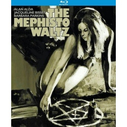 Mephisto Waltz Blu-ray Cover