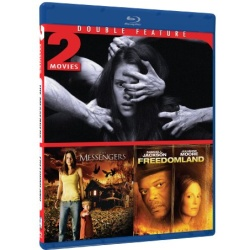 Messengers / Freedomland Blu-ray Cover