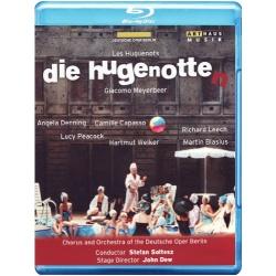 Meyerbeer: Die Hugenotten Blu-ray Cover