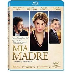 Mia Madre Blu-ray Cover