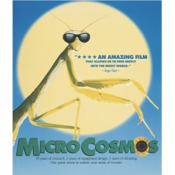 Microcosmos Blu-ray Cover