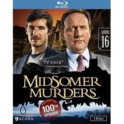 Midsomer Murders: Series 16 Blu-ray Cover