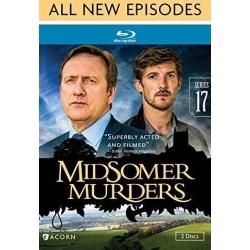 Midsomer Murders: Series 17 Blu-ray Cover