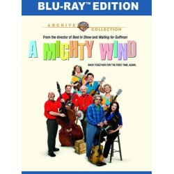 Mighty Wind Blu-ray Cover